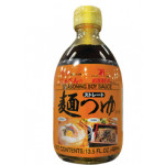 Ninben 蘸面汁 400ml  / Ninben Tsuyu No Moto Straight Soy Sauce For Noodle 400ml