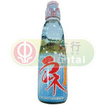 日式波子汽水 原味 200ml/ Hata kousen Ramune Soda Original Carbonated Drink 200ml