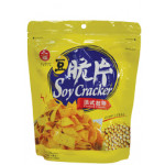 豆脆片 法国起司味 114g / Nice Choice Soy Cracker French Cheese 114g