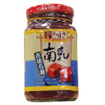 美味棧红腐乳 280g / Yummy House Preserved Red Bean Curd 280g