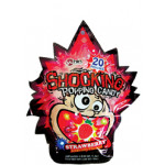 草莓味跳跳糖 30g / Yuhin Shocking Popping Candy Strawberry Flav. 30g