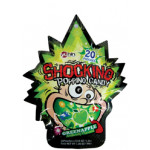 青蘋果味跳跳糖 30g / Yuhin Shocking Popping Candy Green Apple Flavored 30g