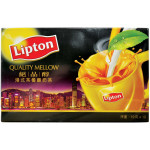 立顿港式即冲奶茶 10x19g / Lipton Hong Kong Style Cafe Milk Tea 10x19g