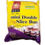 万里香迷你荷叶包 / Mong Lee Shang Frozen Gua Bao Mini Double Slice Bun 20x30g