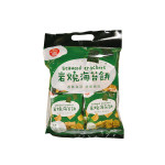 九福 炭烧海苔饼 200克 / Nice Choice Seaweed Crackers 200G