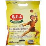 马玉山黑芝麻紫米堅果饮 12x30g / Greenmax Black Sesame & Purple Rice Nuts Cereal 12x30g
