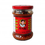 Old Mother Fermented Chilli Soybean 210g 老干妈 风味水豆豉 210克