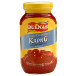 Buenas Palm Red Fruit 340g