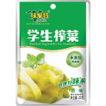 味聚特学生榨菜 Weijute Pickled Vegetable For Students 53g