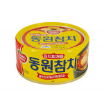 Dong Won Chunk Light Tuna For Kimchi Stew 150g 韩国吞拿鱼塊
