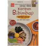 速冻韩国蔬菜拌饭 271克 / Wang Bibimbap Vegetable Hot Chilli Sauce 271g