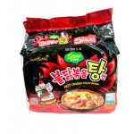 三养火鸡拉面 145克x5 / Samyang Instant Hot Chicken Ramen Stew 145gx5