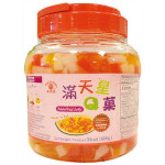 万里香 满天星果 1千克 / Mong Lee Shang Assorted Q-Jelly 1kg