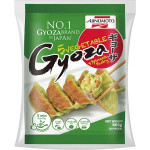 Ajinomoto 蔬菜馅饺子(菠菜汁饺子皮)600g / Ajinomoto Vegetable Gyoza With Spinach Pastry 600g