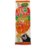 五木 蔬菜挂面 胡萝卜味 120g 120g / Itsuki Vegetable Somen Carrot Noodles 120g