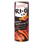 RI-O Thai Jasmine Rice Snack Flavour Smoke Barbecue