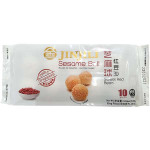金吉利 红豆馅芝麻球 228g / JINJILI Sesame Ball With Sweet Red Bean Filling 228g