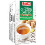 金麒麟 无糖即冲姜茶 50g / Gold Kili Instant Ginger Drink  No Added Sugar 50g