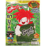 烤海苔 原味 60克 / Kabuki Grilled Seaweed Gaint Sheet Original Taste 60g