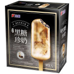 小美 黑糖珍奶雪糕 4支x80克 / Xiaomei Brown Sugar Boba Ice Cream Bar 4X80G