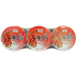 美味栈 红枣龟苓膏 3x220克 / Yummy House Red Date Gao Herbal Jelly 3x220g