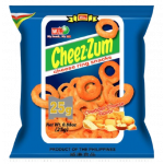 W.L. Cheddar Cheese Ring Snack 25g