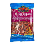 TRS Extra Hot Red Chillies 50g