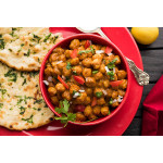 印度鹰嘴豆咖喱 / Chana Masala: Indian Chickpeas Curry