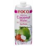 福口芒果椰子水 500ml / Foco Coconut Water With Mango 500ml