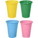 Peter's Cups Various Colors 180cc (50x)