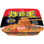 公仔香辣酱炒面王 120g / Doll Fried Noodle Chili Sauce 120g
