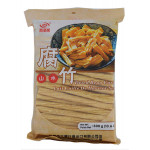 丰满堂腐竹卷 300克 / Double Dragon Bean Curd (Stick) 300g