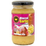 大蒜酱 380g / Golden Diamond Minced Garlic Paste 380g