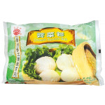 Fu-Zi Frozen Chinese Spinach Bun (6pcs) 300g 富字薺菜包
