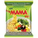 妈妈即食杯面蔬菜味 60g / Mama instant Noodles Vegetable Flav. 60g