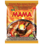 媽媽奶油酸辣蝦麵 55g / Mama Inst.Noodle Shrimp Creamy Tom Yum 55g