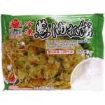 万里香葱油饼 500g / Mong Lee Shang Frozen Green Onion Pie 500g