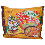 三养 火鸡面 咖喱味 / Samyang Instant Hot Chicken Ramen Curry 140g