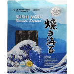 海苔片 10张 25克 / Asian Food Service Roasted Seaweed Sushi Nori 10 sheets 25g