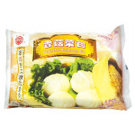 Fu-Zi Frozen  Vegetable Mushropom Bun (6pcs) 300g 富字香菇菜包
