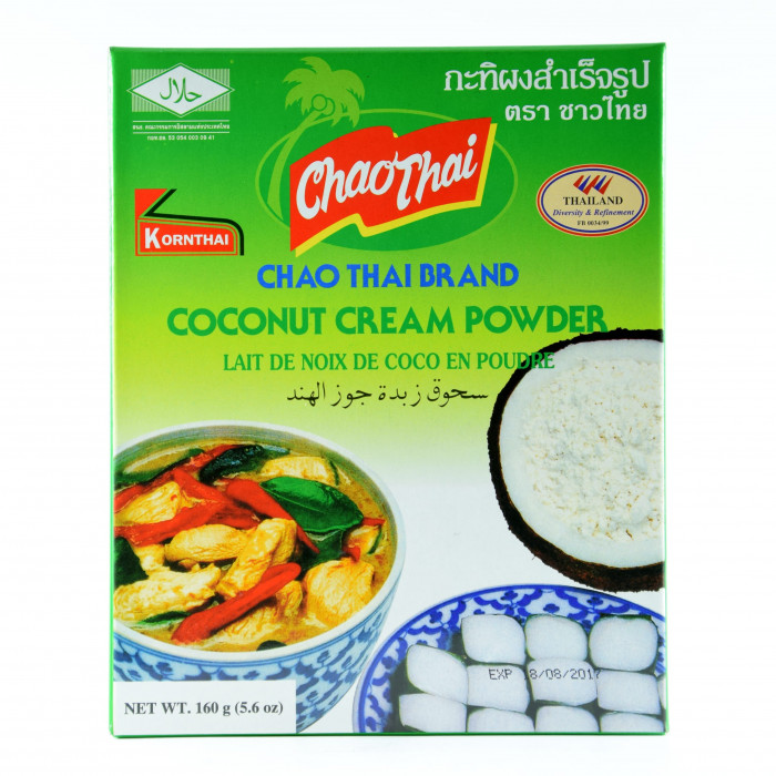 Chao Thai Coconut Cream Powder 160g 椰奶粉