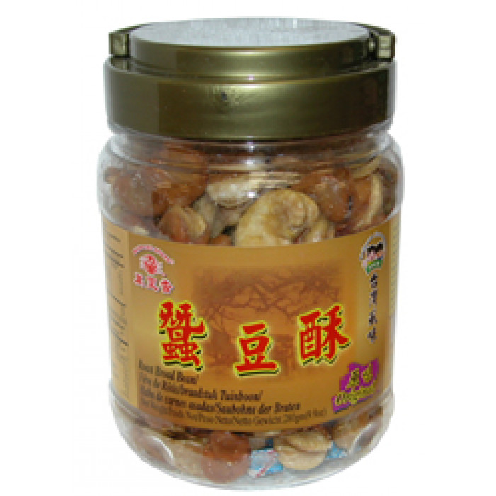 MLS Roasted Broad Bean (Original) 280gr 萬里香蠶豆香片(原味)