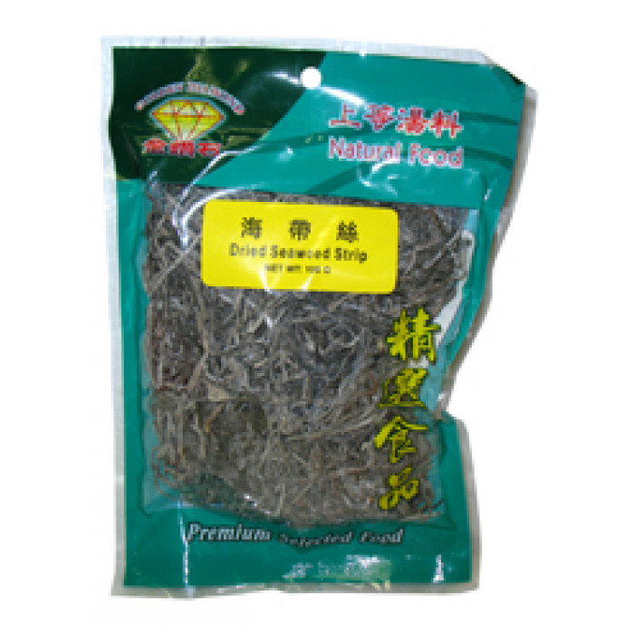 Golden Diamond Dried Seaweed Strip 100g 金鑽石海帶絲