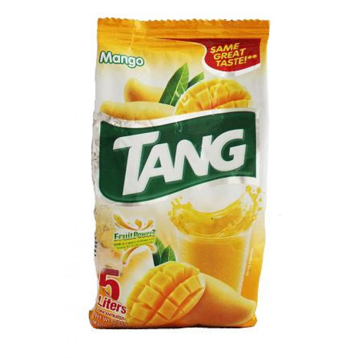 Tang Instant Drink Mix Mango 175g即冲芒果饮料