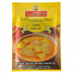 Mae Ploy Yellow Curry Paste 50g泰国黄咖喱酱