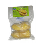 City Fresh Frozen Fresh Durian W/seed 400g / 速冻榴莲 400g