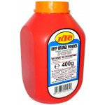 KTC Orange Food Colour 400g