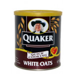 Quaker Quick Cooking White Oats 500g