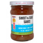 Mee Chun Sweet & Sour Sauce 225g (Pot) 美珍甜酸醬