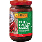 Lee Kum Kee Chili Garlic Sauce 368g李锦记蒜蓉辣酱